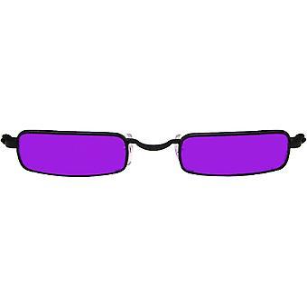 Glasögon vampyr svart lila