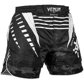 Short de combat Venum Okinawa 2.0 noir/blanc