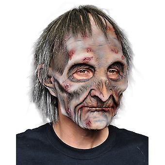 Opgegraven masker voor Halloween