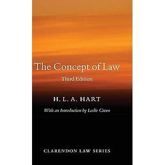 The Concept of Law by Hart & H. L. A.