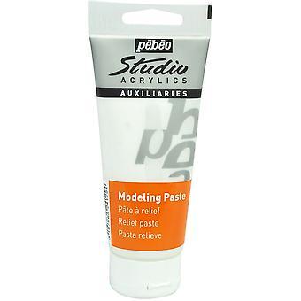 Pebeo Studio Acrylics Modelling Paste - 100ml