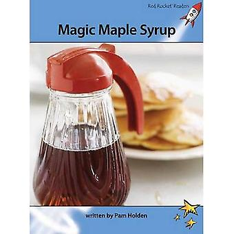 Magic Maple Syrup by Pam Holden - 9781877506857 Book