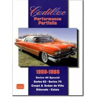 Cadillac Performance Portfolio 1959-1966 - Series 60 Special - Series