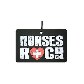 Sairaanhoitajat Rock auton ilmanraikastustuotteiden