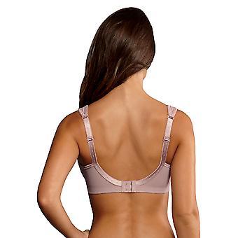 Anita 5349X-550 cuidados das mulheres Safina Mellow rosa rosa bordado mastectomia sutiã copo completo