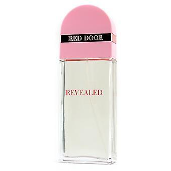 Elizabeth Arden Red Door afslørede Eau De Parfum Spray - 100ml/3,4 oz