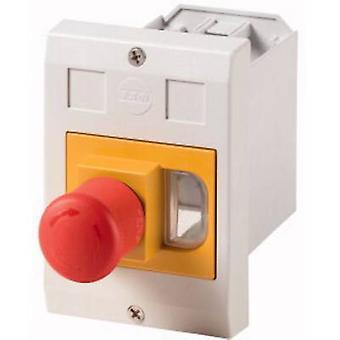 إيتون E-PKZ01-PVT الضميمة جبل الاستراحة، + مفتاح القتل (L x W x H) 80 × 85 × 129 ملم رمادي، أحمر، أصفر 1 pc (ق)