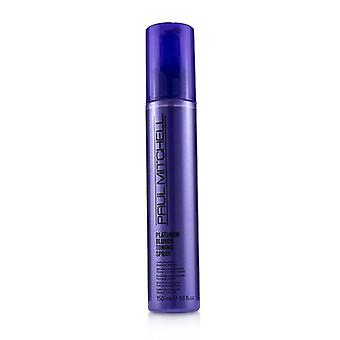 Paul Mitchell Platinum Blonde Toning spray (Cools brassiness-elimina o calor)-150ml/5.1 oz