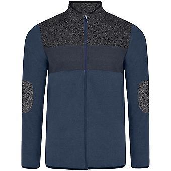 Våg 2b menns Incluse full zip varm polyester fleece jakke