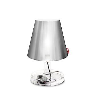 Fatboy  Metallicap Accessory For The Trans-Parent Lamp In Silver