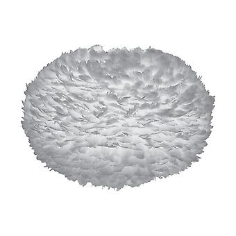 Umage EOS Feather vedhæng skygge-lysegrå-XL-75 cm