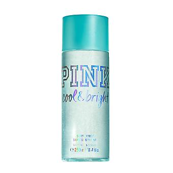 Victoria's Secret Pink Cool & Bright Shimmer Mist  8.4 oz / 260 ml