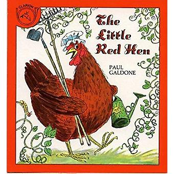 The Little Red Hen by Paul Galdone - 9780899193496 Book
