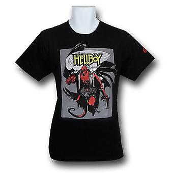 Hellboy T-Shirt von Mike Mignola T-Shirt