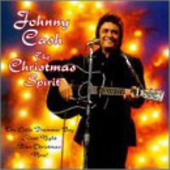 Johnny Cash - Christmas Spirit [CD] USA import