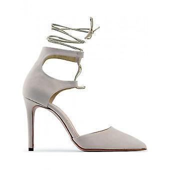 Tillverkad i Italia - Skor - Höga Klackar - BERENICE-BEIGE - Kvinnor - Beige - 41