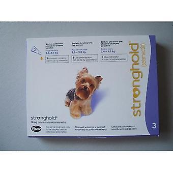 Festung Spielzeug Hund 3er pack