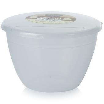 Keine Marke 1 Pint (570ml) gedämpfte PuddingSchale mit Deckel