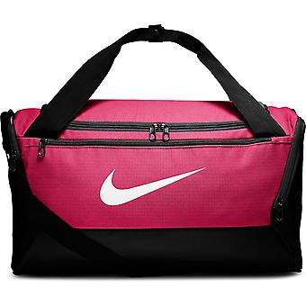 Nike Brasilia Training Duffel Bag (Small) | Rush Pink