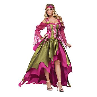Renaissance Nymph Fairy Mother Earth Deluxe Women Costume