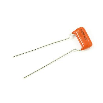 Sprague Orange Drop 0.033 Capacitor Alternative Value For Tone Control Roll-off