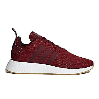 Adidas Mens NMD_Racer Fabric Low Top Lace Up Running Sneaker