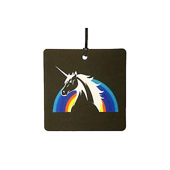Magiske Rainbow Unicorn bil Air Freshener
