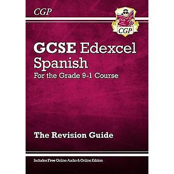 GCSE Spaanse Edexcel revisie gids voor het grade 91 Cour