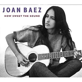 Joan Baez - How Sweet the Sound [CD] USA import