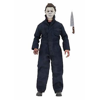 Halloween îmbrăcat figură figura Michael Myers figura în plastic, Fabric Imbracaminte, Producator: NECA.