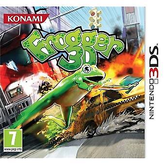 Βάτραχος 3D (Nintendo 3DS)-νέα