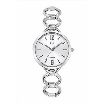 -Watch Go Girl Only 695210 steel Silver woman