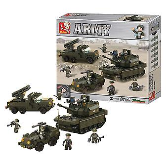 Sluban Building Block - Army Set