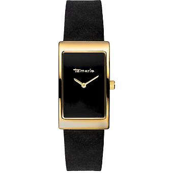 Tamaris - wristwatch - Aila - DAU 22 - 5 x 38 - 5mm - gold - ladies - TW023 - black gold