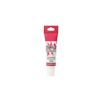 Colour Splash Food Colour Concentrated Gel Colouring 25g RASPBERRY