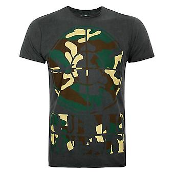 Amplified Public Enemy Camo Men's T-Shirt
