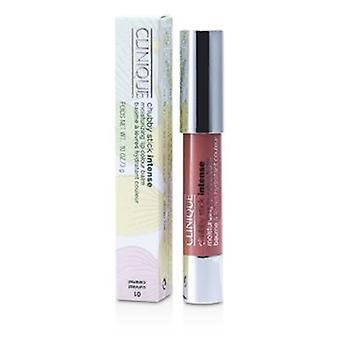 Clinique Chubby Stick Intensive feuchtigkeitsbefeuchtende Lippenfarbe Balsam - Nr. 1 Karamell 3g/0,1 Unzen