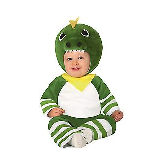 Toddlers Little Dinosaur Fancy Dress Costume