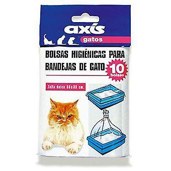Axis-Biozoo Toilet Bags Axis (Katten , Verzorging en hygiëne , Kattenbak accessoires)