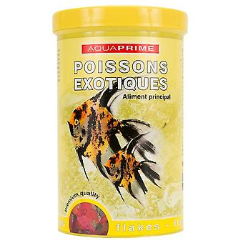 Aquaprime Flakes For Exotic Fish (Fish , Food , Warm Water)