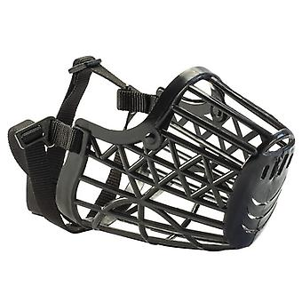 Vitakraft Plastic Muzzle Size M 20 Cm (Dogs , Collars, Leads and Harnesses , Muzzles)