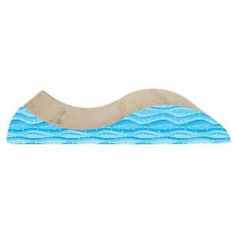 Hagen Waves With Love Cat Scratcher Catnip (Katzen , Spielzeug , Kratzbäume)
