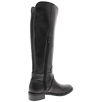 INC International Concepts Womens Fadora Almond Toe Knee High Fashion Boots