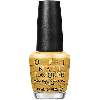 OPI Nagellack - Pineapples Have Peelings Too
