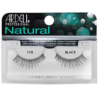 Ardell Natural 110 Black Easy To Apply Full False Eye Lashes