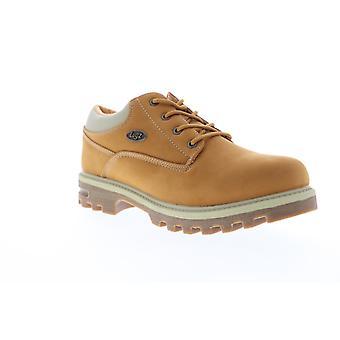 Lugz Empire LO WR  Mens Beige Nubuck Casual Dress Boots Shoes