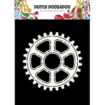 Néerlandais Doobadoo Dutch Card Art Gear A5 470.713.674