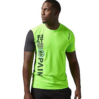 Reebok One Series Breeze AI1656 universal todo ano men t-shirt