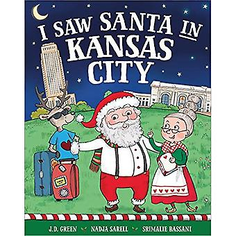 I Saw Santa in Kansas City (I Saw Santa)