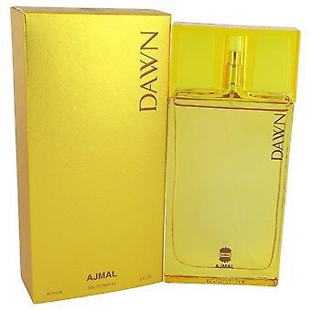 Ajmal Dawn Eau De Parfum Spray por Natasha 3 oz Eau De Parfum Spray